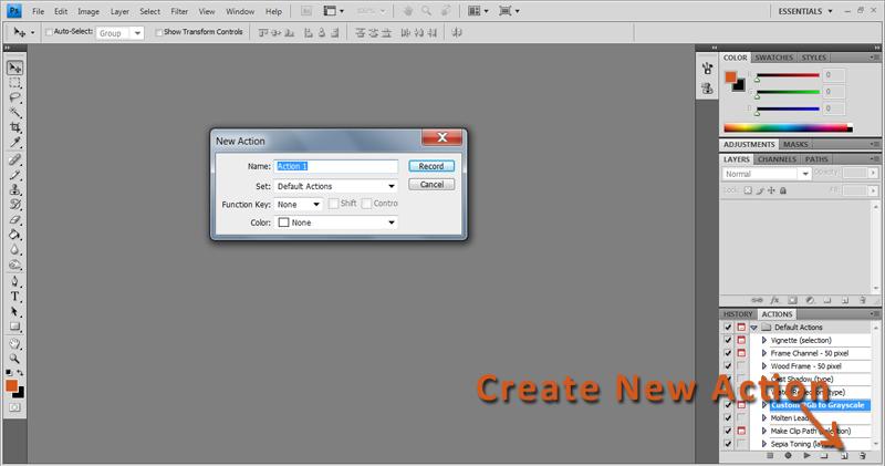 photoshop-create-new-action