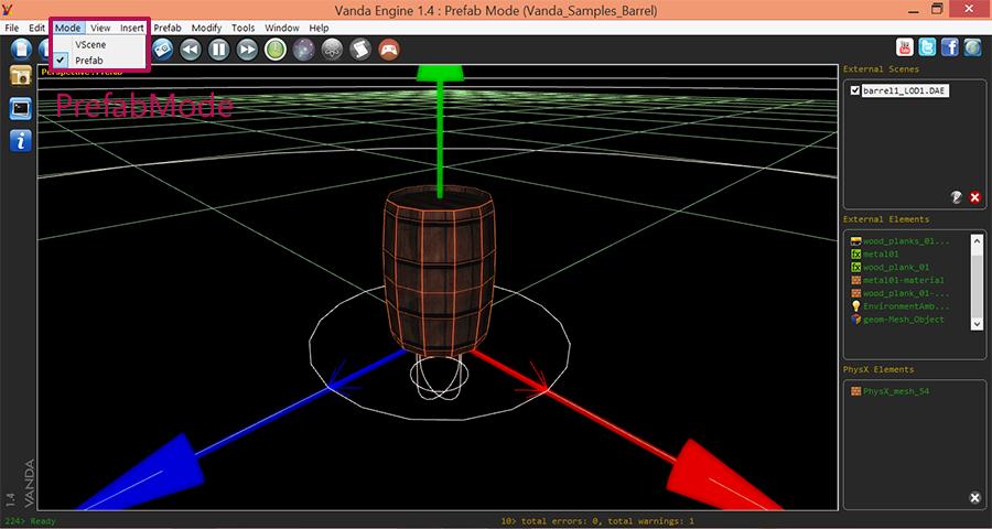 How-Vanda-Engine-Works-Prefab-Mode