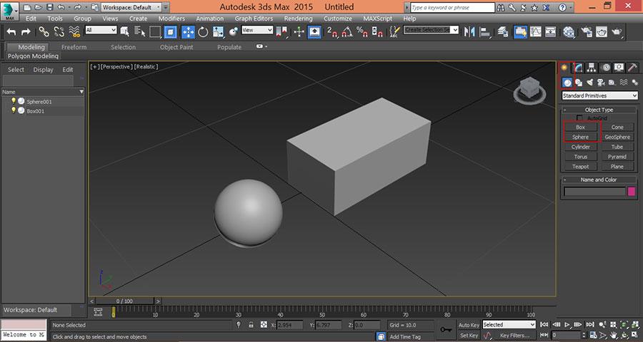 3ds-Max-Create-Primitive