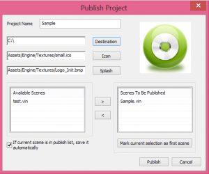Vanda-Engine-Publish-Project