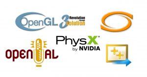 Vanda Engine Source Code Logos