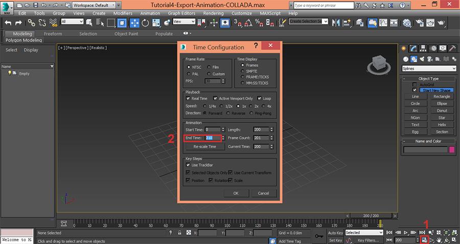 3dsMax-Set-Animation-Time