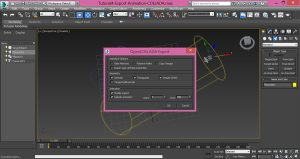 3dsMax-Export-Animation-with-path-constraint-to-COLLADA-14