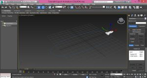 3dsMax-Export-Animation-with-path-constraint-to-COLLADA-5