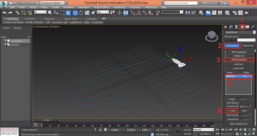 3dsMax-Object-Follow-Path
