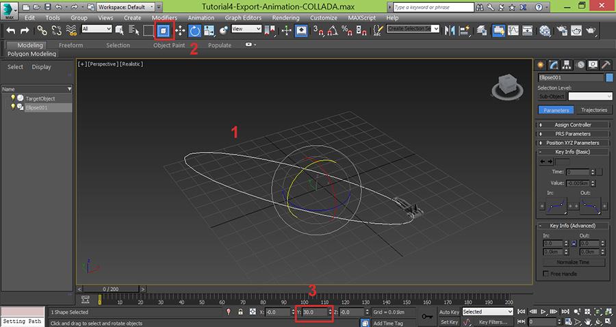 3dsMax-Rotate-Path