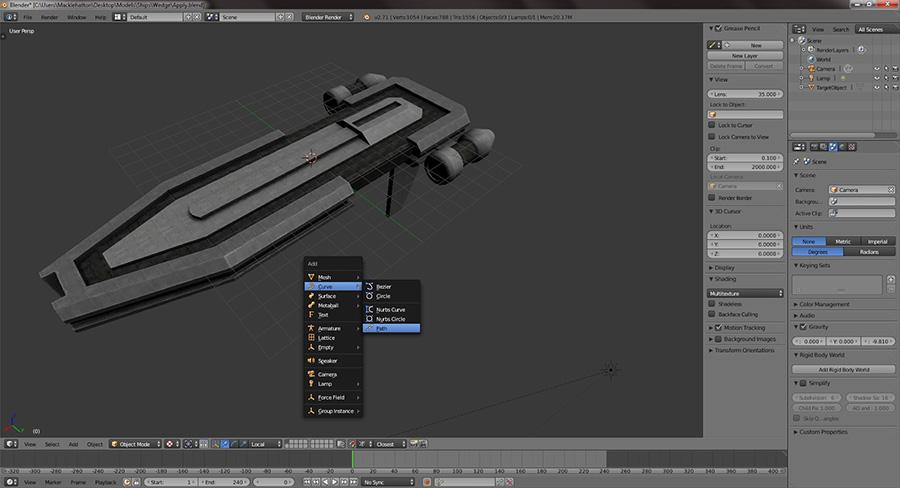 Blender-Animate-Along-Curve-Export-COLLADA-Image2