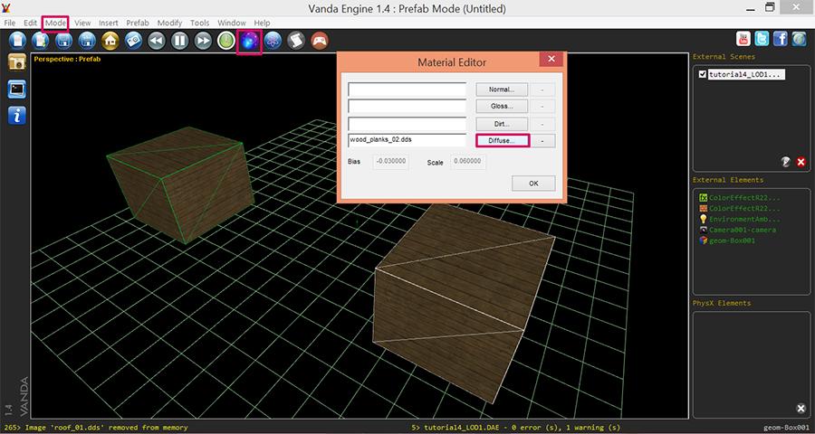 Vanda-Engine-Object-Instance-Texture