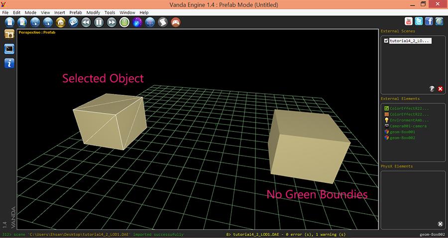 Vanda-Engine-Object-Copying