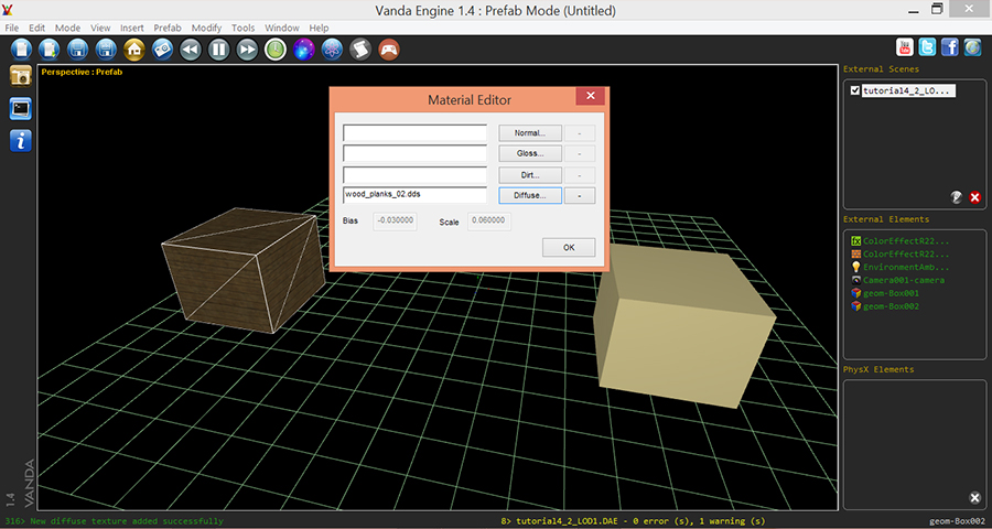 Vanda-Engine-Object-Copying-Diffuse-Texture
