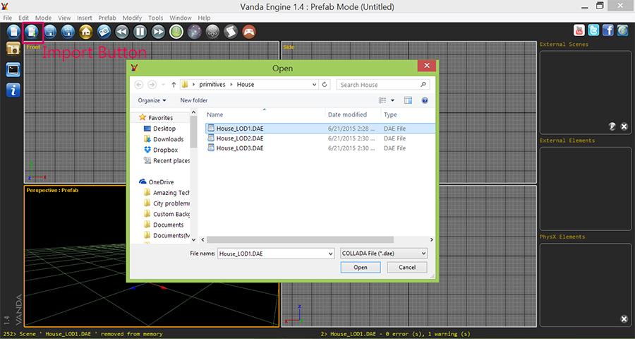 Vanda-Engine-Create-Prefab-LOD1