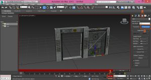 3ds-Max-Animate-Door-Export-Collada-Bake-Keys-Trajectories-Image8