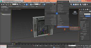 3ds-Max-Animate-Door-Export-Collada-Convert-Editable-Poly-Image2