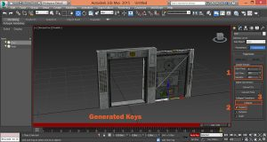 3ds-Max-Animate-Door-Export-Collada-Generate-Keys-Image9