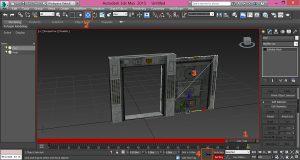 3ds-Max-Animate-Door-Export-Collada-Set-Keyfram-Image7