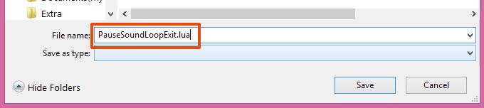 Vanda-Engine-SCITE-Editor-Save-Lua-Script