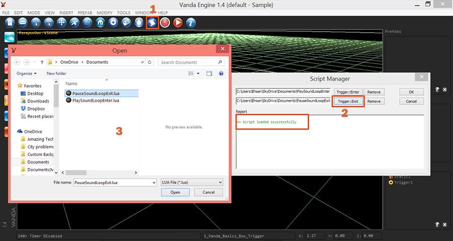 Vanda-Engine-Assign-Lua-Script-to-Trigger-Exit-Event