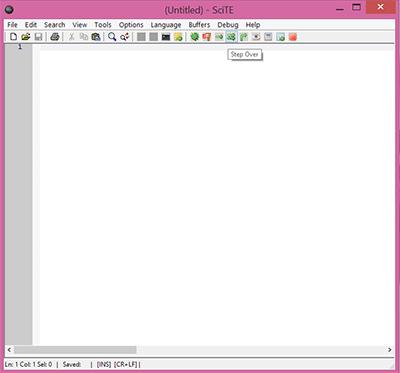 Vanda-Engine-Lua-Script-Editor