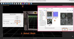 Vanda-Engine-Animate-Door-Trigger-Scripting-Material-Editor-Image2