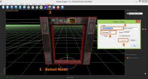 Vanda-Engine-Animate-Door-Trigger-Scripting-PhysX-Editor-Image3