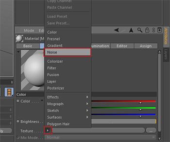 Cinema-4D-Create-Noise-Texture