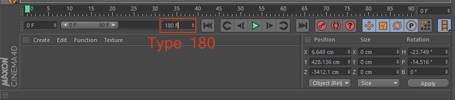 Cinema4D-C4D-Increase-Animation-Keyframes