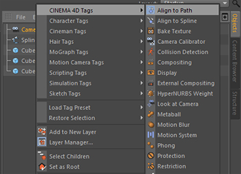 Cinema4D-C4D-Tags-Align-To-Path