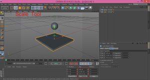 Cinema4D-Cube-Nonuniform-Scale-Image3
